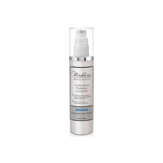 Mirabile M.D. MedCosmetic Ultra Rich Foaming Cleanser