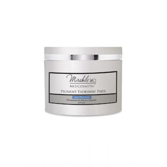 Mirabile M.D. MedCosmetic Pigment Fadeaway Pads